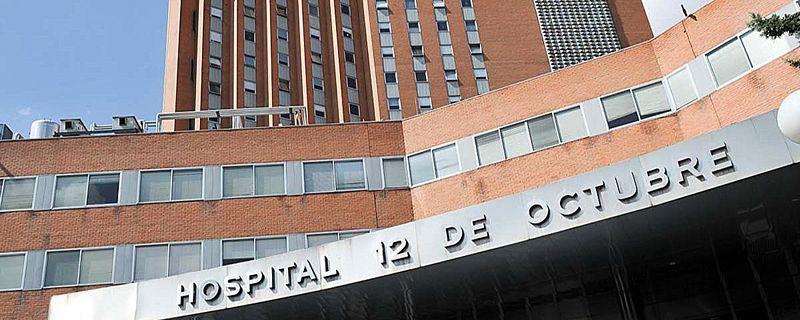 GRUPO 10 HOSPITAL UNIVERSITARIO 12 DE OCTUBRE