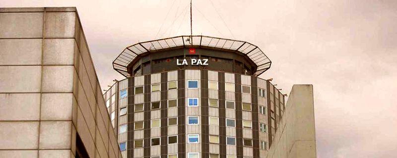 GRUPO 9 HOSPITAL UNIVERSITARIO LA PAZ (CIRUGIA)